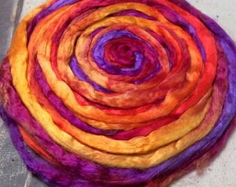 Mulberry  Silk Fiber 20 grams Carnivale