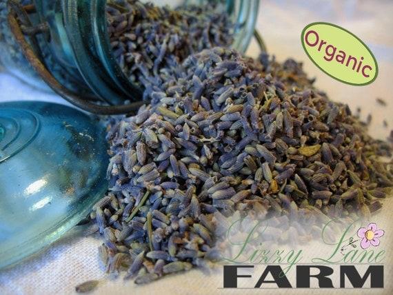 1oz. Organic Crafting Lavender, French Lavender Buds, Wedding Toss Lavender, Favor Lavender, Eye Pillow Lavender, Dream Pillow, fragrant