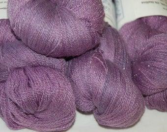 Studio June Yarn Star Struck Lace - Amethyst