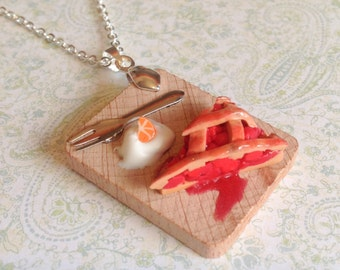 Twin Peaks Cafe Special Necklace