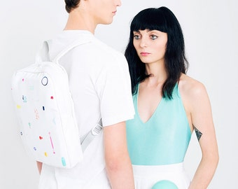 Brandt - Pista Collection Printed Original Design Backpack