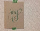 Joy - mint 4 Pack
