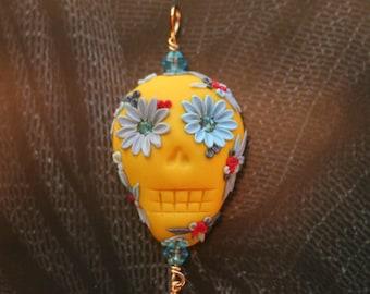 dia de los muertos - pendant