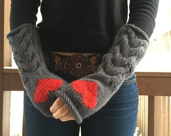FINGERLESS - Bella's Mittens LOVE