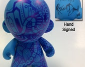Munny Hand-Painted by Rosie 228 Mini