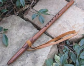 Key of G sharp (Ab)m Native American Style Flute - Zebrawood Hardwood - Pentatonic Modes 1 & 4 Tuning