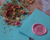 NEW LIFE RENEWAL Spirit of Magic™ Herb Loaded Envelope Spell by Witchcrafts Artisan Alchemy®