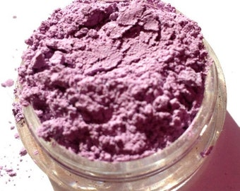 "Lavender Semi-Sheer Eye Shadow - ""VIOLET"" - Mineral Makeup - Eyeshadow"