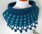 Crochet Shrug Pattern: Rainy Day Shrug