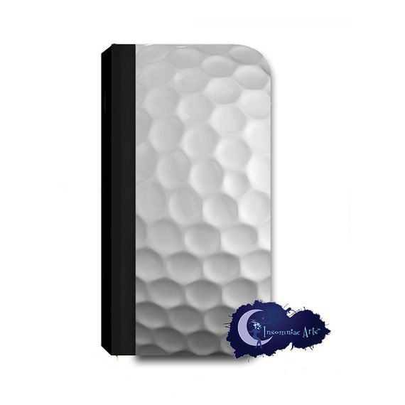 Golf Ball Wallet Case for iPhone