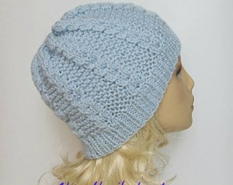 Knitting Pattern #172 Hat Natalie for a Lady