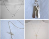 Two-in-one Pendant + Necklace