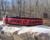 Buffalo Sabres Cat or Small Dog Collar