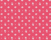 Enchant Fabric by Riley Blake in pink / coral