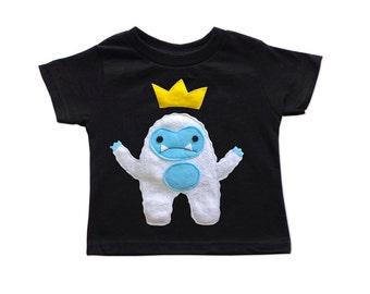 Yeti King Toddler T-Shirt