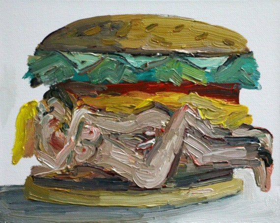 Sex Burger (as seen on Regretsy & Wired.co.uk)