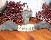 Primitive Simplicity Angel    HAFAIR