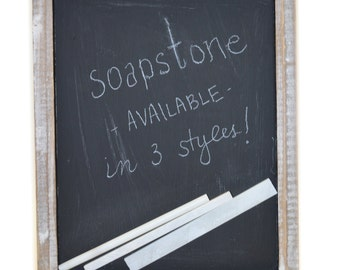 The Best Chalk for Chalkboards - SOAPSTONE - Available in Three Styles