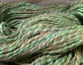 Undark - Handspun Wool / Local Alpaca