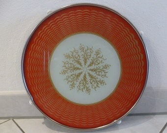 Retro DDR East Germany Rotary Cake Plate Lazy Susanne