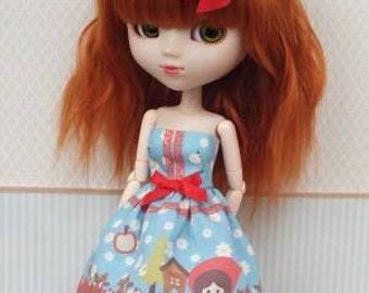Kawaii dress for Pullip - Little Lénie