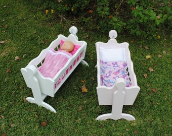 Hanging/Swinging Doll Cradle