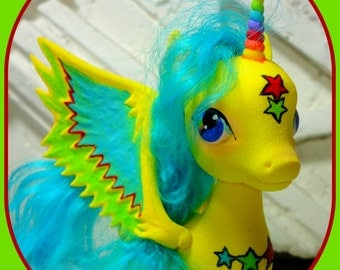 Canter Colts Couture BJD Pony art doll Custom Order Alicorn