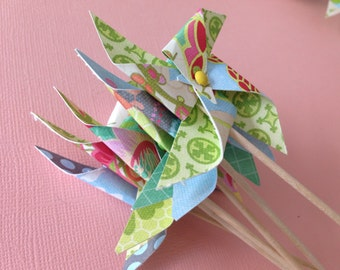 Custom Cupcake Pinwheels Weddings, Showers, birthdays