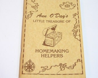 Ann O'Days Little Treasure Of Homemaking Helpers