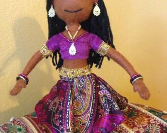 Umiz Bollywood Belly Dance Doll