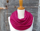 LAST ONE, SALE, Infinity Scarf, Knit Scarf, Cowl, Circle Scarf, Knitted Scarf, Sweater Scarf, Winter Accessories, Gift Under 30