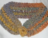 Soft and Warm Chunky Cowl Infinity Scarf