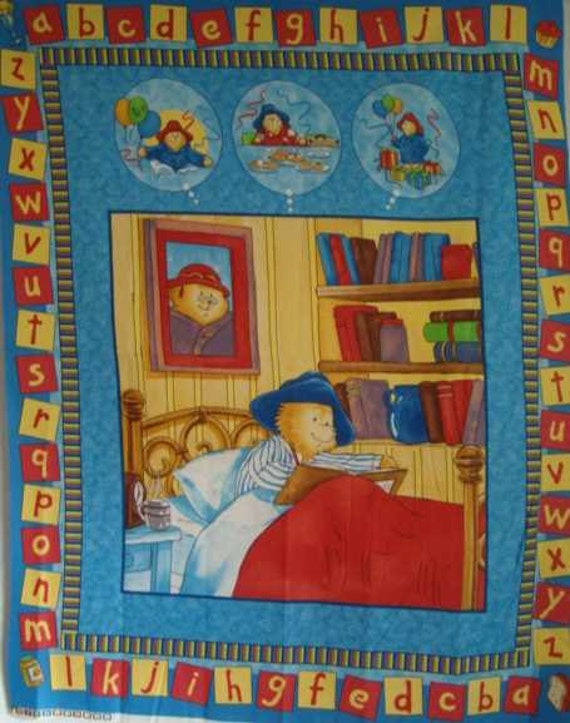 Paddington Bear Quilt Fabric images : paddington bear quilt - Adamdwight.com