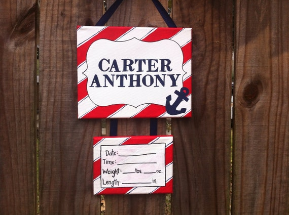 Sale nautical anchor hospital door decoration by for Anchor door decoration