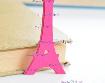 "50 Eiffel Tower Die Cuts Size 2.50"" -Eiffel tags -Eifeel Labels -Cardstock Eiffel Die cuts -Eiffel paper tags -Paper Eiffel labels"