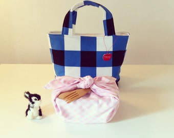 SALE Small Tote Lunch bag