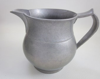 PEWTER PITCHER  Witon Arnetale