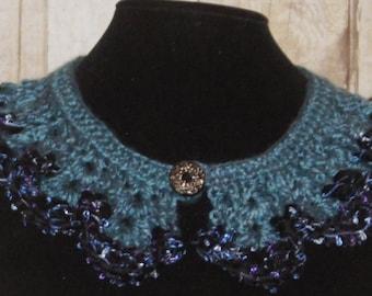 Midnight  Blue's Collar