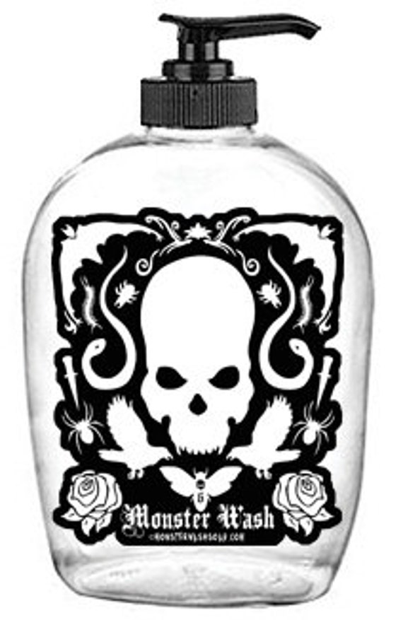 Victorian Halloween. Limited Edition! Horror Themed, Collectible Soap Dispenser
