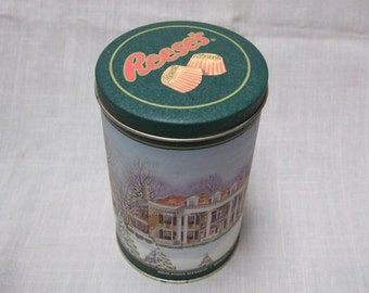 Reese's High Point Mansion Tin