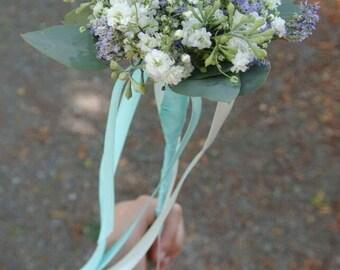 Wand, flower wand, flower girl wand, flower fairy wand