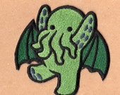 Too Cute Cthulu Patch