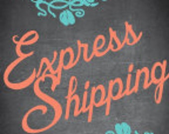 Express Shipping - Style Listing 2