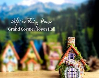 potterville mini fairy house miniature by bewilderandpine on etsy. Black Bedroom Furniture Sets. Home Design Ideas