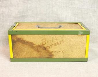 worm box etsy