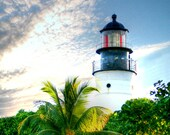 Lighthouse photo Key West photography Florida Keys Landscape art print