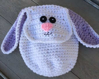 Bunny Backpack for Toddlers Easter Gift