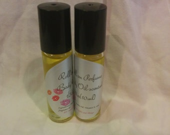 Roll on Perfume Body Oil--10ml(1/3oz)