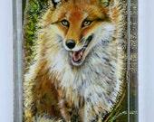 Red Fox Pendant