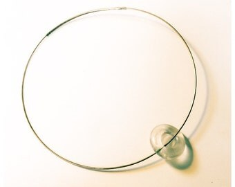 The Clear Zen necklace